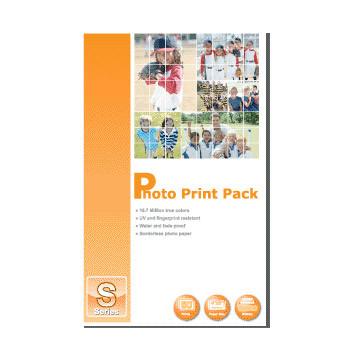 HiTi (Hi-Ti) фотопапір з картриджем для принтерів серії S (50 шт.) 87.P3304.15D