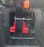 Бустер Sparco  з напрямляючою для ременя безпеки 2+3 (15-36кг) чорно-синій SP F100K-BK-BL, фото 2