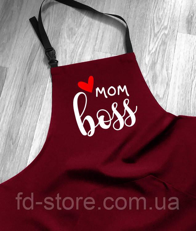 Фартук MOM Boss