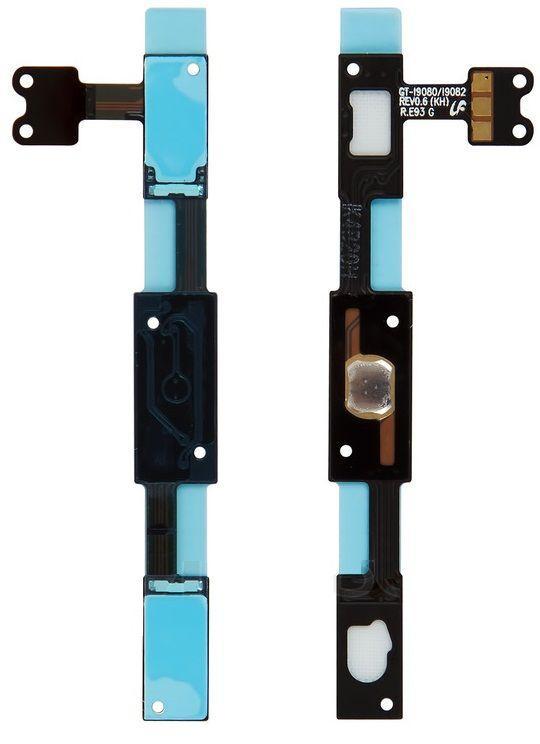 Шлейф Samsung Galaxy Grand Dous I9080 / I9082 кнопки меню Original