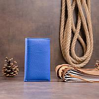 Ключниця-гаманець унісекс ST Leather 14225 Синя, фото 7