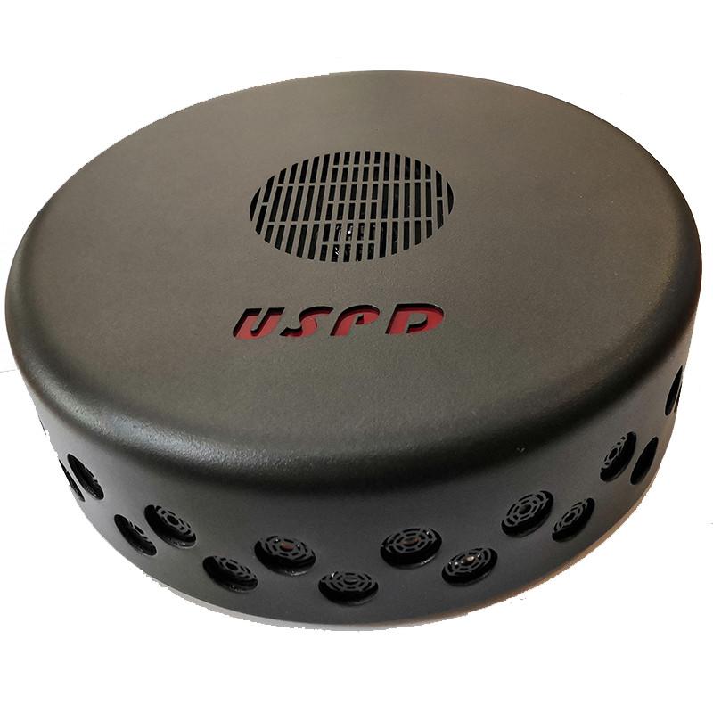 Генератор шума USPD-КМ мощный ультразвуковой акустический подавитель глушилка диктофонов