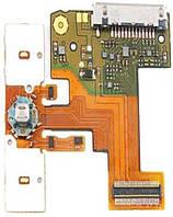 Шлейф Nokia 3250 с джойстиком и разъемом зарядки Original