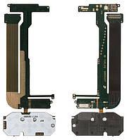 Шлейф Nokia N95 2Gb без камеры, межплатный с верхним клавиатурным модулем Original