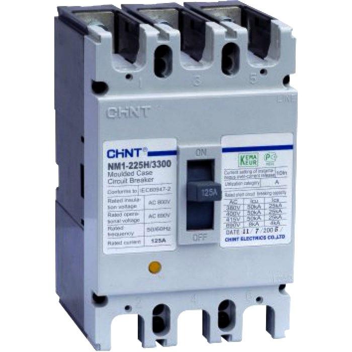 Автоматический выключатель NM1-250S/3300 225A СНІNT