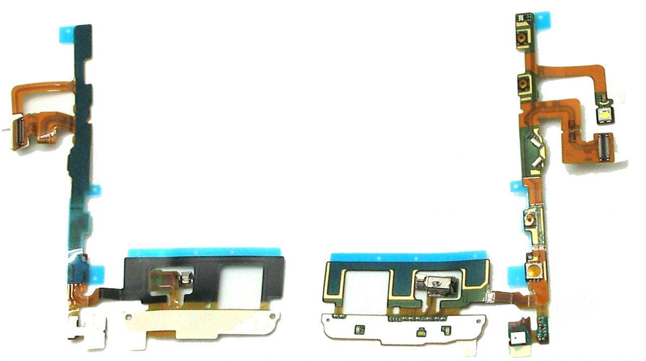 Шлейф Sony Ericsson U5i Vivaz з клавіатурним модулем і боковими кнопками