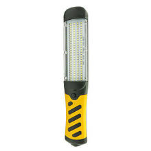 LED ліхтар акумуляторний 100LED 28Вт (4000мАч) STANDART PROFI FLST-LED