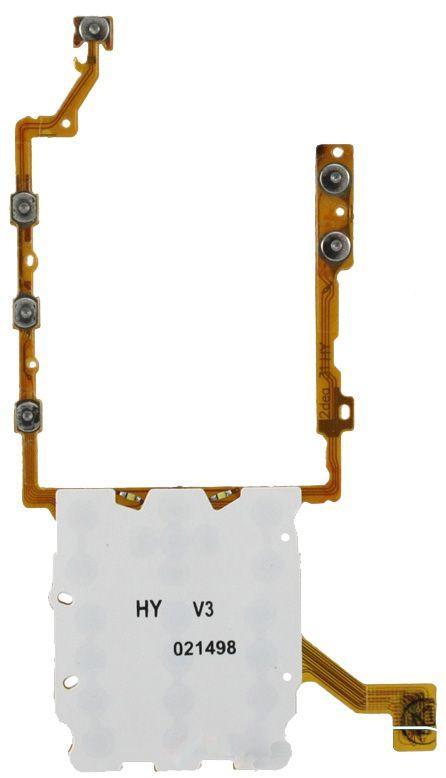 Шлейф Nokia 5310 c клавіатурним модулем