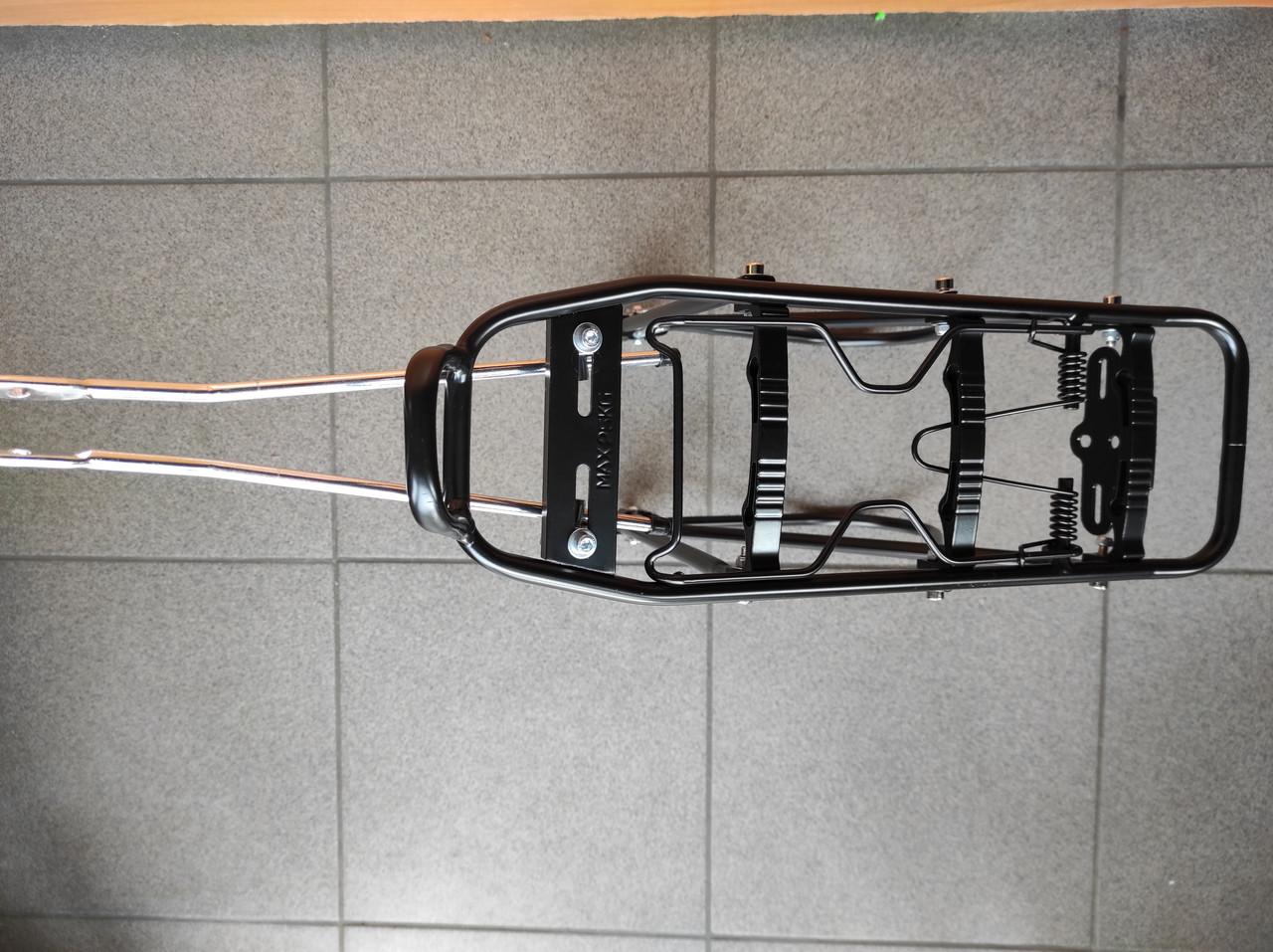 Багажник алюминиевый универсальный