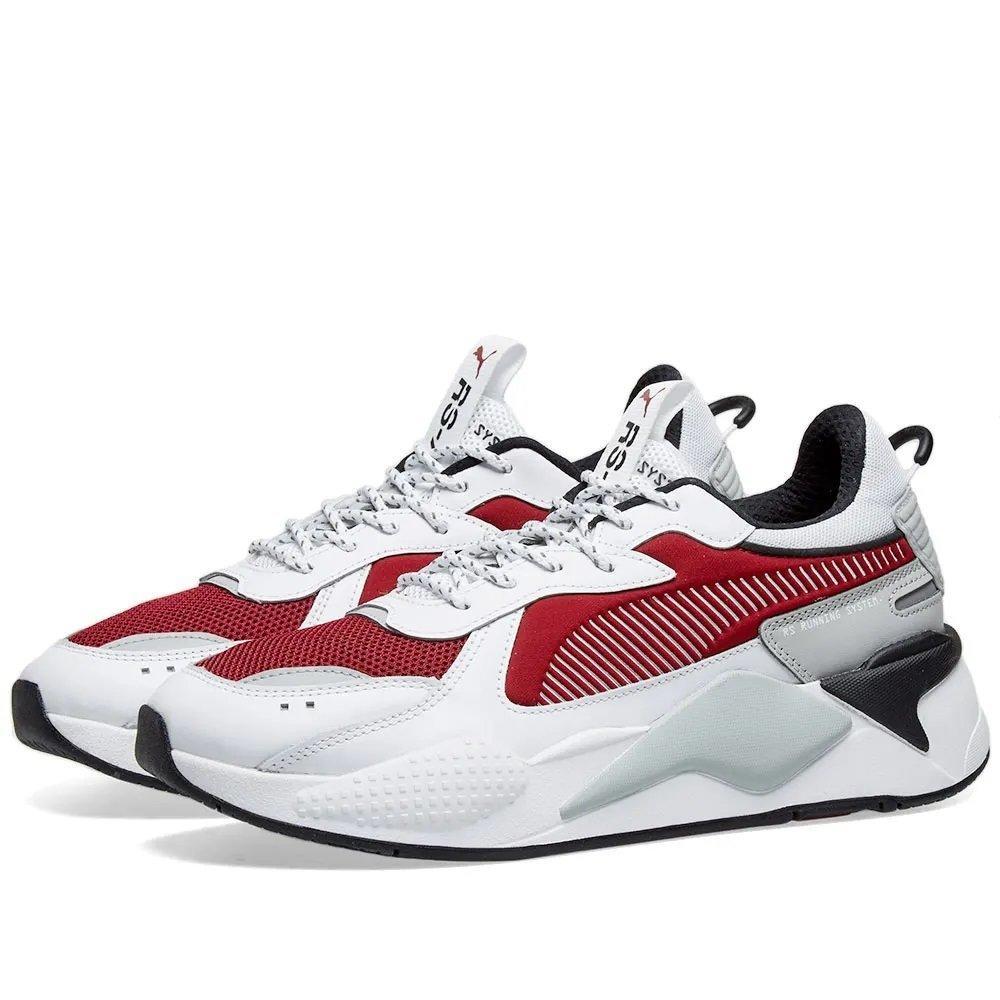 Кросівки чоловічі Puma RS-X CORE білі (369666-03)