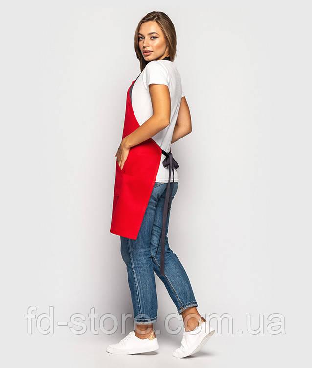 Фартук для официанта RED