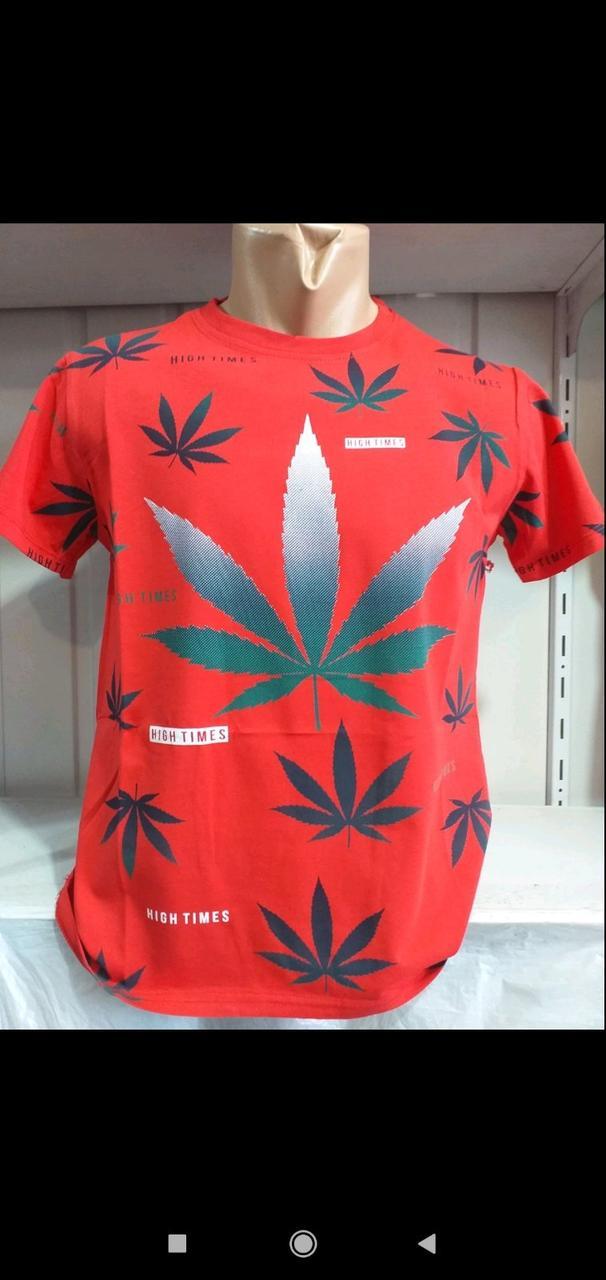 Стильні чоловічі футболки-інтернет магазин