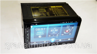 Автомагнитола 2Din 6303 Android Gps (Dvd) (Ml)