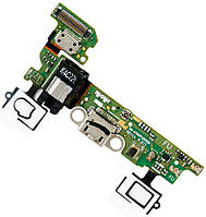 Нижня плата Samsung Galaxy A3 A300F / A300FU з роз'ємом зарядки і навушників Rev 0.0 Original
