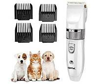 Машинка для стрижки собак и котов, для груминга Gemei GM-634