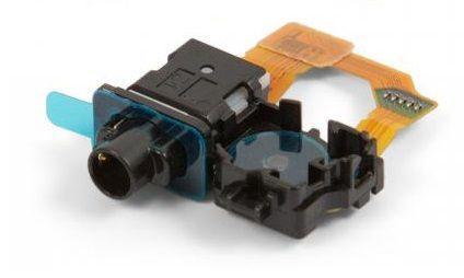 Шлейф Sony Xperia Z1 L39h C6902 / C6903 c разъемом наушников и датчиком приближения Original
