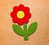 Высечка Цветок - 7  397