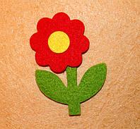 Высечка Цветок - 7  397, фото 1