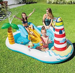 Ігровой центр басейн  lntex «Весела рибалка