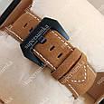 Модные наручные часы Panerai Officine 1860 Black/Black-milk 3802, фото 4