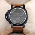 Модные наручные часы Panerai Officine 1860 Black/Black-milk 3802, фото 5