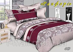 Комплект постельного белья Тет-А-Тет (Украина) полуторный  ранфорс (469)