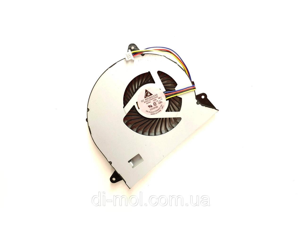 Вентилятор для ноутбука Asus U31F series, 4-pin