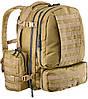 Тактический надежный рюкзак 60 л. Defcon 5 Full Modular Molle Pockets 60, 922264 хаки