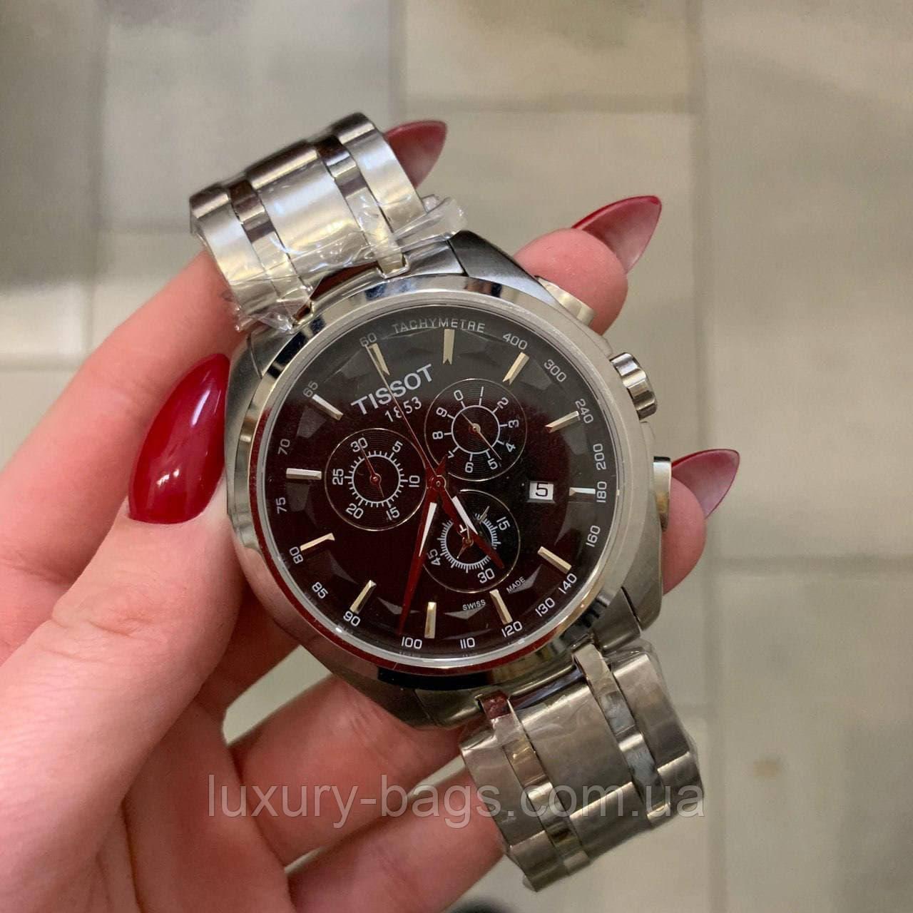 Мужские наручные часы Tissot T-Classic Couturier