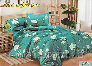 Комплект постельного белья Тет-А-Тет (Украина) полуторный  ранфорс (794)