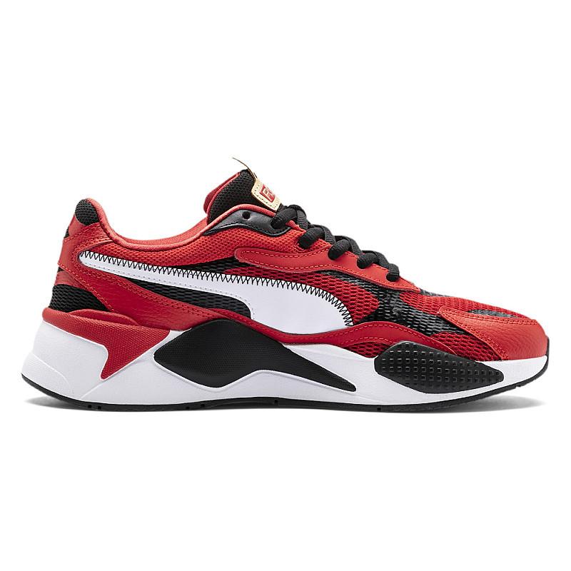 Кроссовки мужские Puma RS-X3 CNY красные (373178-01)