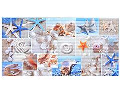 Декоративная Настенная Панель ПВХ Grace (Мозаика пляж)