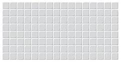 Декоративная Настенная Панель ПВХ Grace (Мозаика белая)