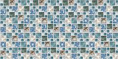 Декоративная Настенная Панель ПВХ Grace (Мозаика морской бриз)