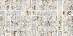Декоративная Настенная Панель ПВХ Grace (Мозаика мрамор венецианский)
