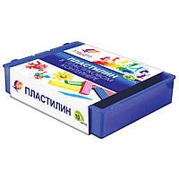 "Пластилін""Луч"" Классика 10кол.200г Классика 7С304-08"