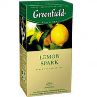 Чай Greenfield Lemon Spark черный в пакетиках 25 шт.
