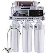 Сист.обр.осмосу Bio+ systems (мембр. Filmtec пр-во США), насос, хв-р, бл.управ RO-75-SL02M +ПЛАСТ.
