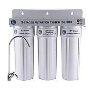 Система 3-х ступінчастого очищення Bio+ systems SL303-NEW