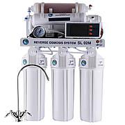 Система зворотного осмосу BIO+systems RO-50-SL02M-NEW +мінералізатор
