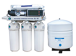 Система зворотного осмосу BIO+systems RO-50-SL02-NEW