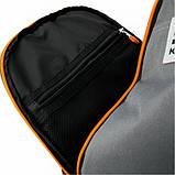 Рюкзак школьный Kite Education Go Fun 38x28x13 см 14 л Серый (K20-770M-1), фото 7