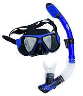 Набор для плаванья LOYOL маска с трубкой