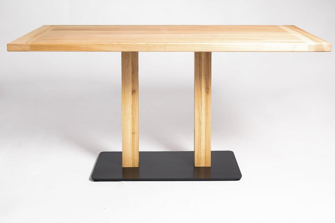 Стол для кафе бара HORECA из дерева 120х70