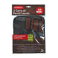 Вкладыши для сумки для карандашей, Derwent~#~Вкладення для сумки для олівців, Derwent~#~Carry All Pencil
