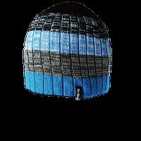 Шапка водонепроникна Dexshell градієнт блакитний