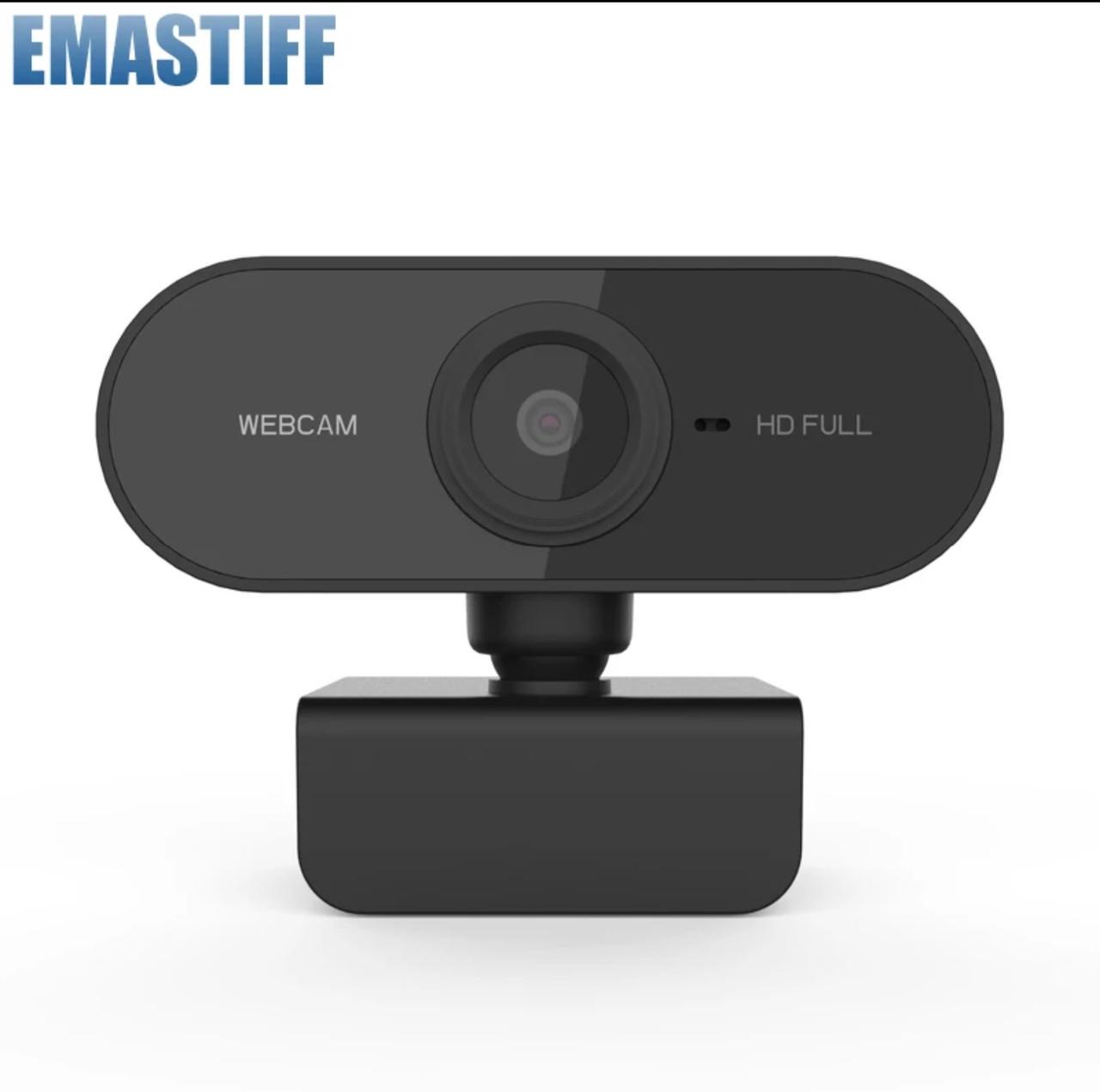 Веб камера eMastiff 1080P для видео звонков