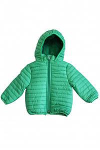 Куртка для мальчика Midimod M19609/зел размер 98