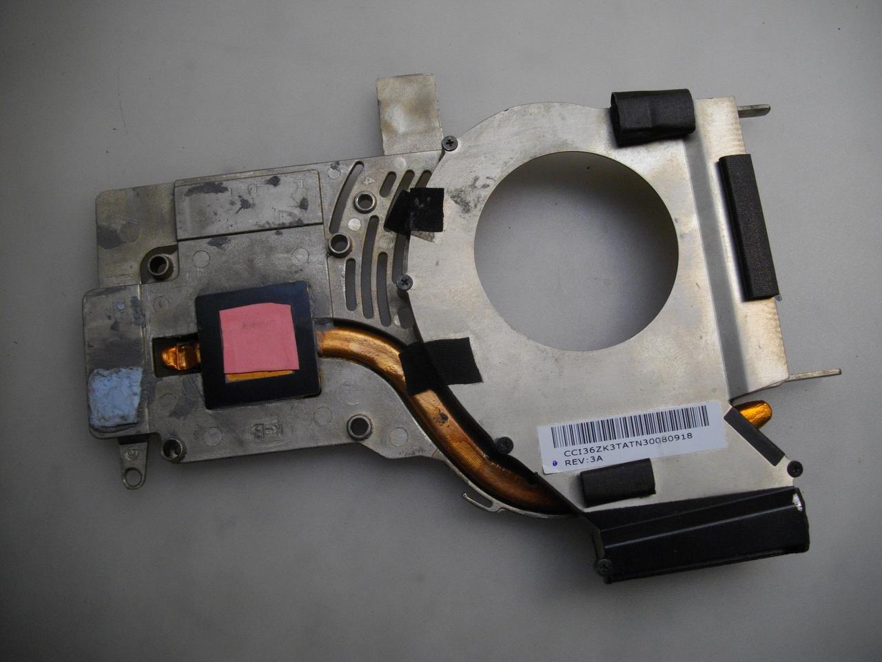 Радіатор Система Охолодження процесора Acer 6930, бо 6930Z