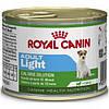 Royal Canin (Роял Канин) Adult Light Mousse - для собак предрасположенных к полноте.Вес 195гр.12шт